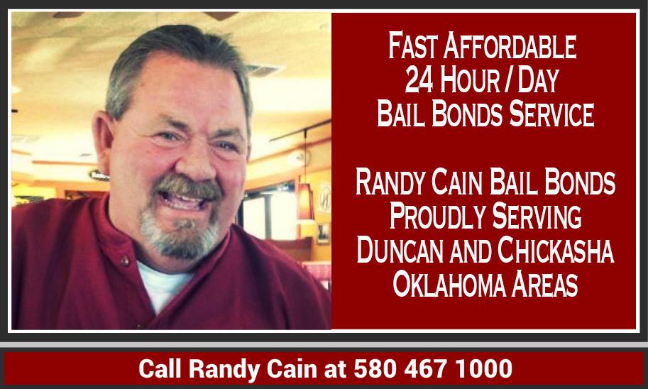 Duncan Oklahoma Bail Bonds